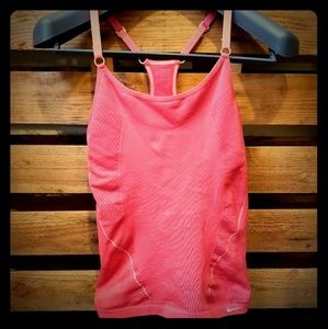 Small Coral Pink Athletic Shirt